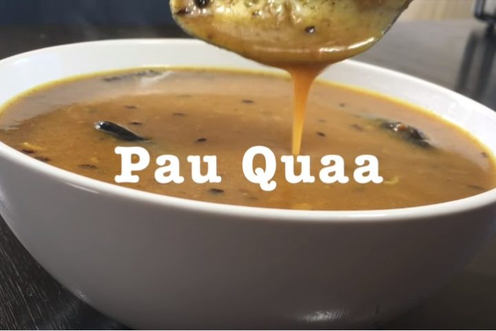 Pau quaa | Nepali Food Recipe | Anup Kitchen