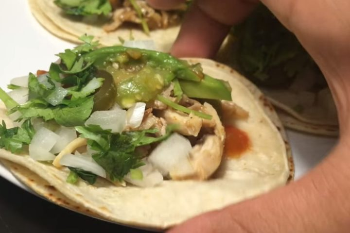 Chicken Tacos Recipe | Anup Kitchen