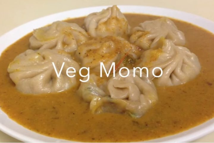 Veg Momo | Nepali Food Recipe | Anup Kitchen